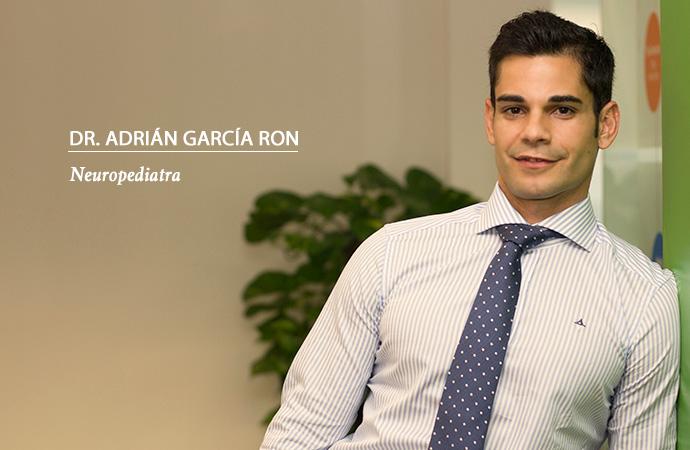 Foto Dr. Adrián García Ron - Blod Neuropediatría y TDAH